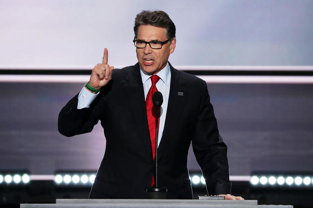 Governor Rick Perry, Former Governor of Texas