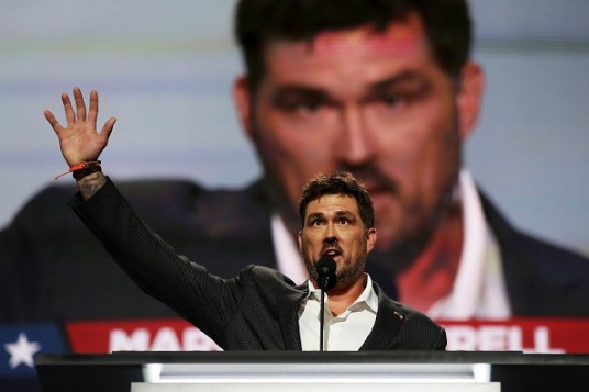 Marcus Luttrell, U.S. Navy SEAL