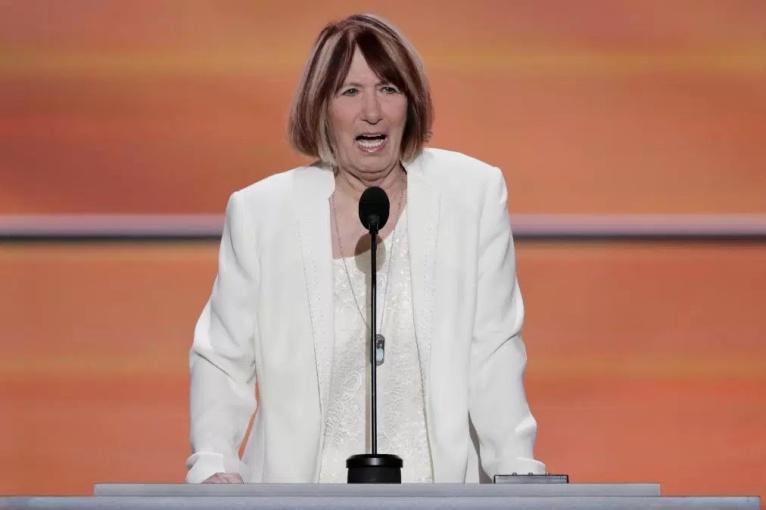 Pat Smith, Mother of Benghazi victim, Sean Smith