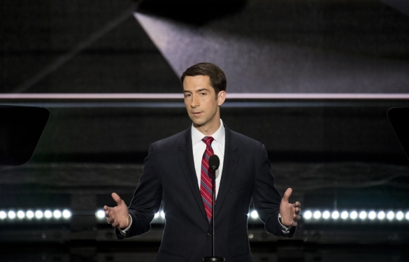 U.S. Senator Tom Cotton (R-Arkansas)