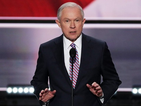 U.S. Senator Jeff Sessions (R-Alabama)
