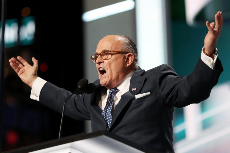 Rudy Giuliani, Former Mayor of New York City
