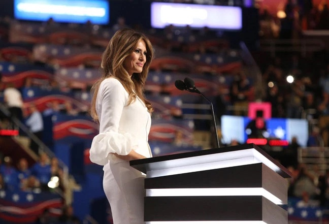 Melania Trump, Businesswoman and Wife of Donald Trump