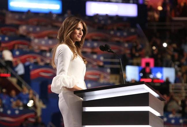 Melania Trump, Businesswoman and Wife of Donald Trump