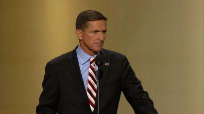 Lt. Gen. Michael Flynn, U.S. Army (ret.)