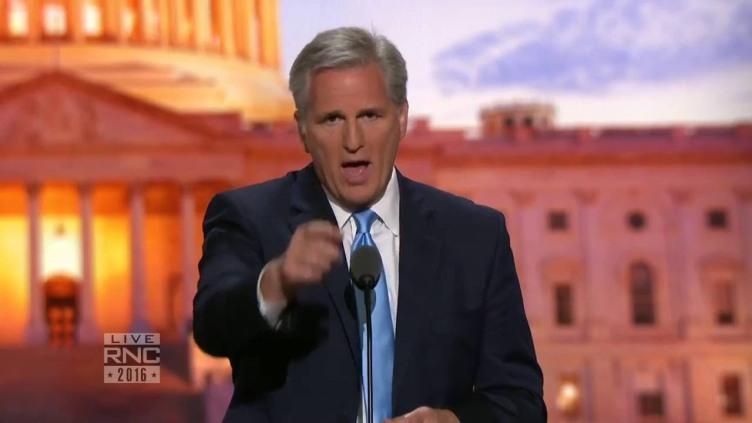 U.S. House Majority Leader Kevin McCarthy (CA-23)