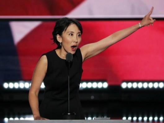 Dr. Lisa Shin, National Diversity Coalition for Trump