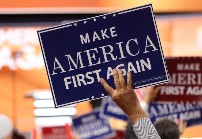 Make America First Again