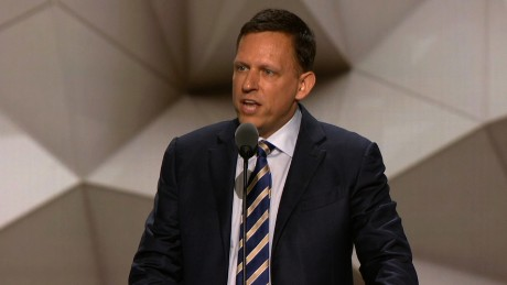 Peter Thiel, Venture Capitalist