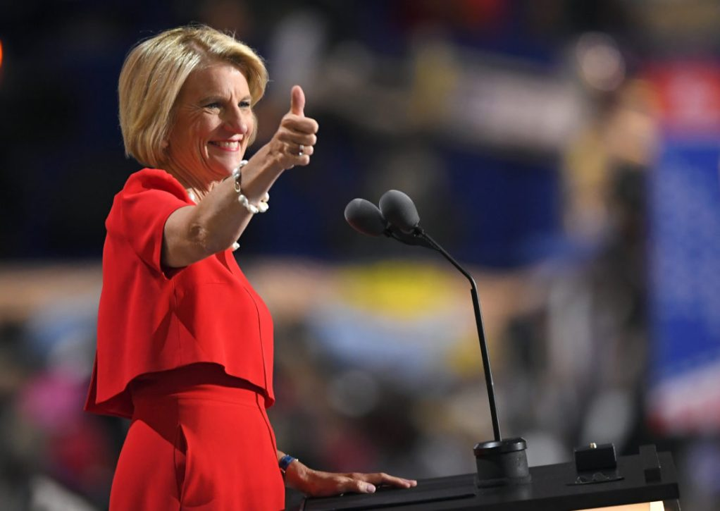 U.S. Senator Shelley Moore Capito (R-West Virginia)